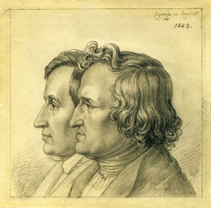 01_Grimm-Doppelportrait_von_Ludwig_Emil_Grimm_(1843)