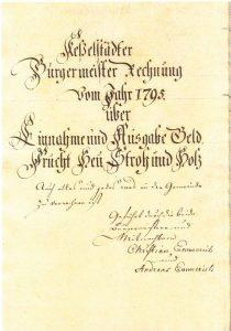 03_Kesselstaedter_Buergermeister-Rechnung_von_1795_im_Stadtarchiv_Hanau