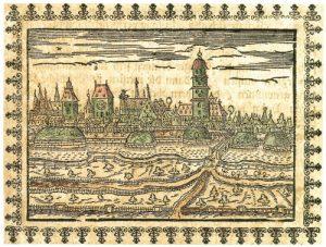 19_Aelteste_Ansicht_Hanaus_von_Abraham Saur_1595