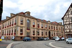 22_Buchsweiler_(Bouxwiller)_-_Das_Krankenhaus
