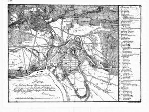 24_Plan_der_Stadt_und_Vestung_Hanau,_Ende_18._Jh