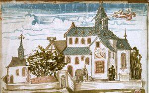 Stadtansichten_Kloster_Naumburg