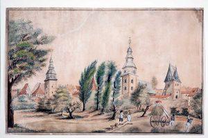 Stadtansichten_Windecken-um-1800