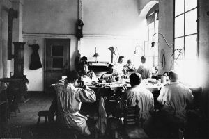 Hanauer-Goldschmiede-um-1930