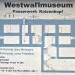 Karte des Westwallmuseums