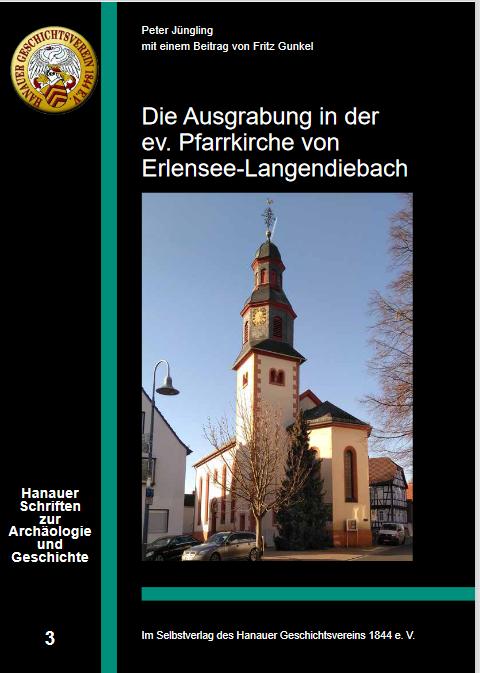 Cover Band 3 Hanauer Schriften zur Archäologie und Geschichte