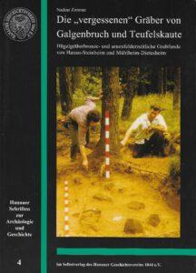 Cover Band 4 Hanauer Schriften zur Archäologie und Geschichte