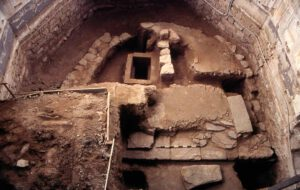 Archäologische Ausgrabung in Langendiebach