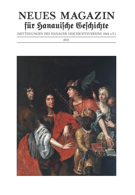 Neues Magazin für Hanauische Geschichte 2021