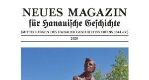 Neues Magazin 2020 Coverausschnitt